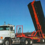 PALIFT G 68 HA - SEMI-TRAILER MOUNTED HOOKLIFT HOIST