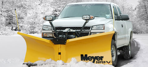 Meyer Super V-Plow