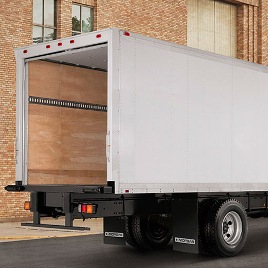 2b1049922c Morgan Corporation has been the premier producer of truck and van bodies in  North America for more than 60 years. We specialize in the manufacture of  Class ...