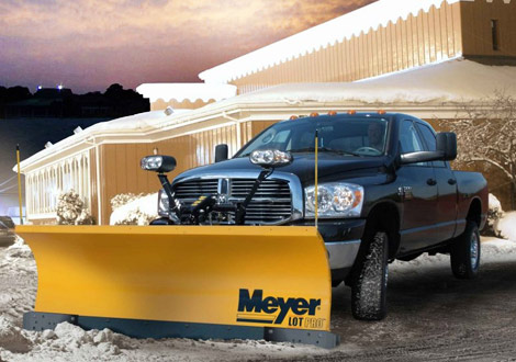 meyer snowplow