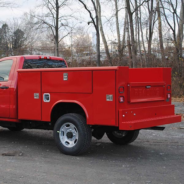 Reading-Truck-Body-Red